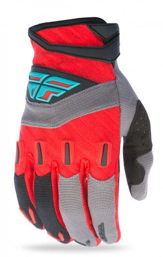 GUANTES F-16 RED/BLACK FLY RACING