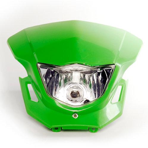 mascara universal verde