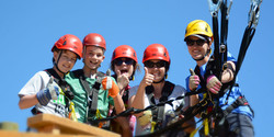 challenge course picture
