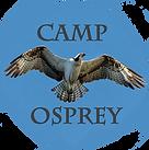 Camp Osprey Logo Kids Camp