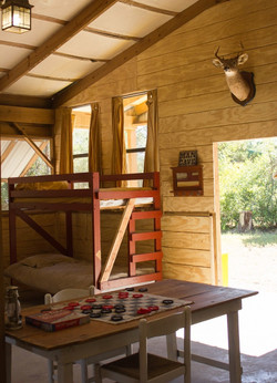 Camp Osprey Kids Camp Cabins