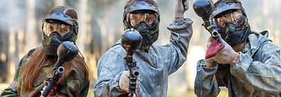 Camp Osprey Paintball