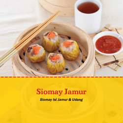 Siomay Jamur