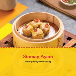 Siomay Ayam