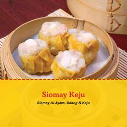 Siomay Keju
