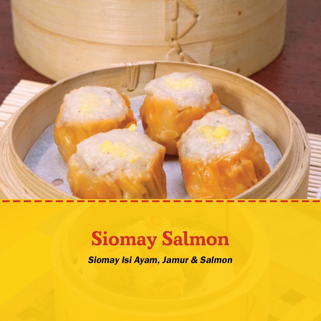 Siomay Salmon