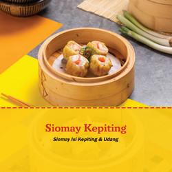 Siomay Kepiting