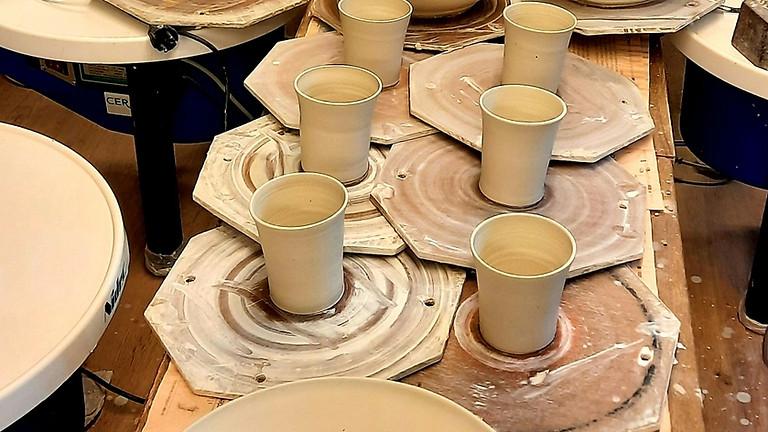 Workshop pottendraaien 4 zaterdagvoormiddagen September