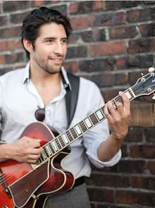 Daniel Portilla, Guitar Instructor