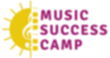 Music Sucess Summer Camp Logo
