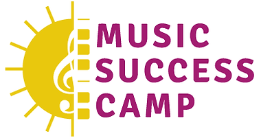 Music Sucess Summer Camp Logo