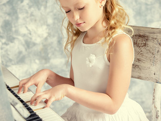 Piano Lessons Offer Skills Beyond Music