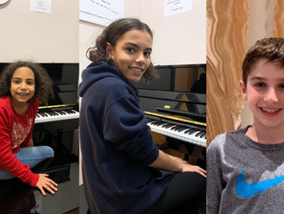Congrats to our ABRSM Exam Students