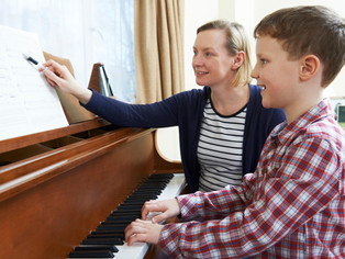 Five Tips to Help Your Child Practice the Piano