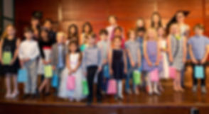Keys to Success Music Students post Recital