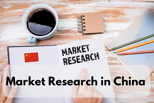 Market Research in China