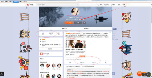 Weibo marketing starts from Weibo profile registration and Weibo content for Chinese Weibo marketing