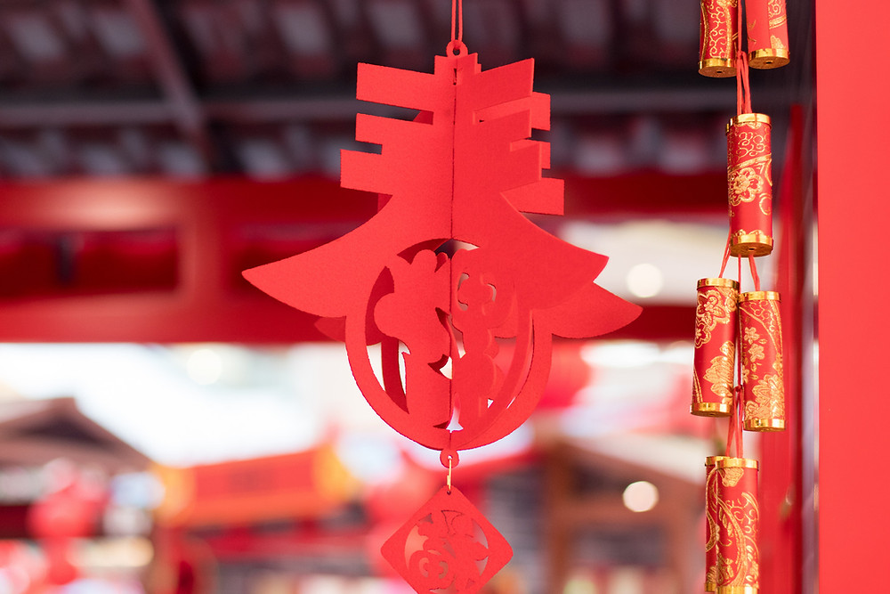 Even during Chinese lunar year holiday period, Chinese social media and online shop will have huge traffic still