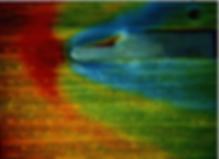 shear stress sensitive liquid crystals