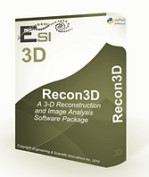 ESI Recon3D Stereovision Software
