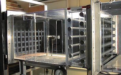 Clutter Array Spray Facility