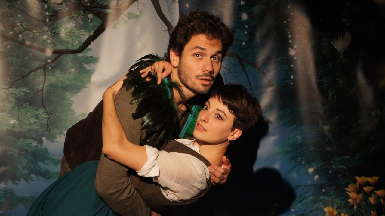 Peter&Cendrillon