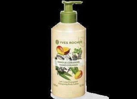 Yves Rocher Energizing Body Lotion Mango Coriander 200Ml