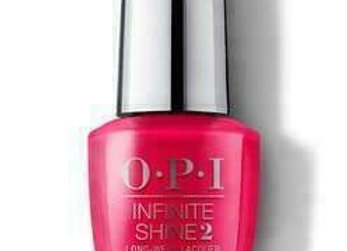 Opi Infinite Shine2 - Running With The In-Finite Crowd