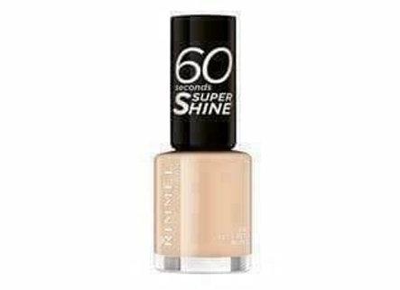 Rimmel 60 Seconds Super Shine Let'S Get Nude #513