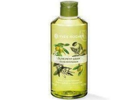 Yves Rocher Relaxing Bath & Shower Gel Olive Lemongrass 400Ml