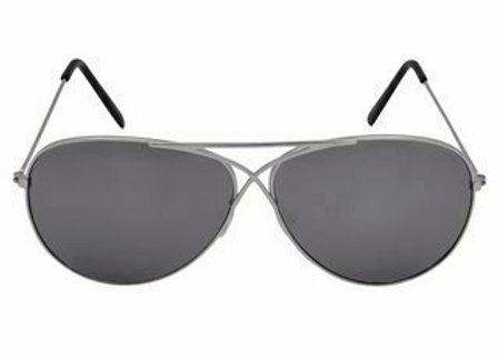 Stylish Aviator Metal Frame
