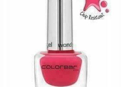 Colorbar Wonder Gel Nail Lacquer CWGN010 Haute Fushcia