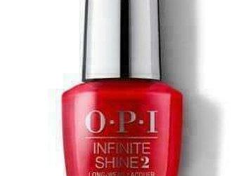 Opi Infinite Shine2 - Big Apple Red