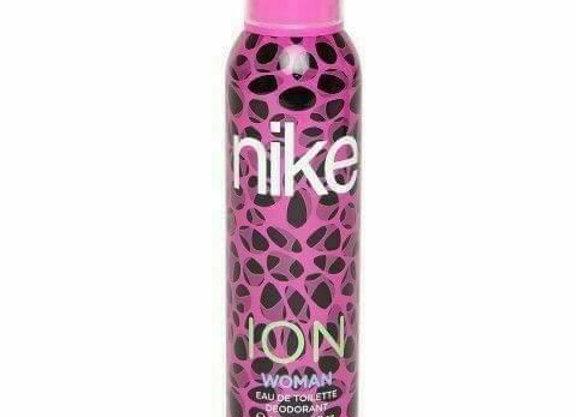 Nike Ion Woman Edt Deodorant 200 Ml
