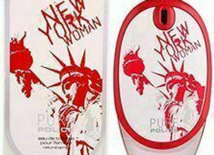 Police Pure New York Woman  Edt 75ml Vapo