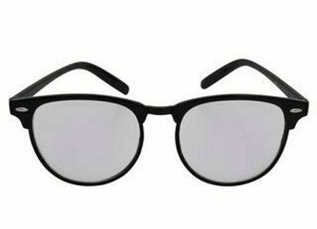 Reflective Transparent Glasses