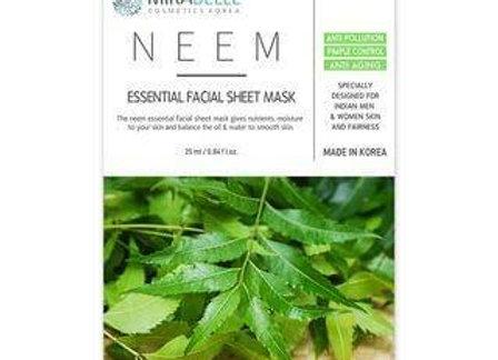 Mirabelle Neem Facial Mask