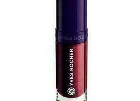 Yves Rocher Botanical Colour Nail Polish - Cerise Noire #43