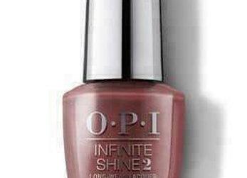 Opi Infinite Shine2 - Linger Over Coffee