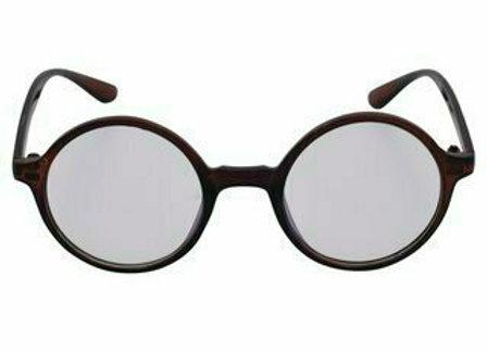 Round frame eyewear