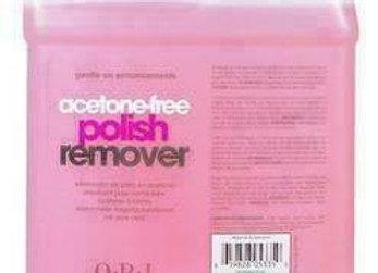 Opi Acetone Free Polish Remover 450Ml