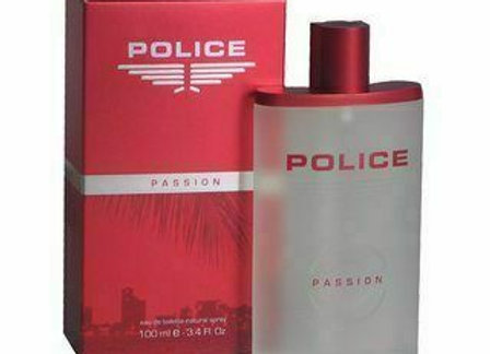 Police Passion Edt 100ml  (Man)