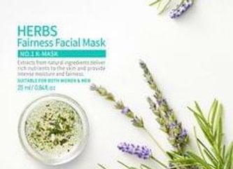 Mirabelle Herbs Fairness Facial mask