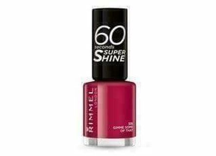 Rimmel 60 Seconds Super Shine Gimme Some Of That #335
