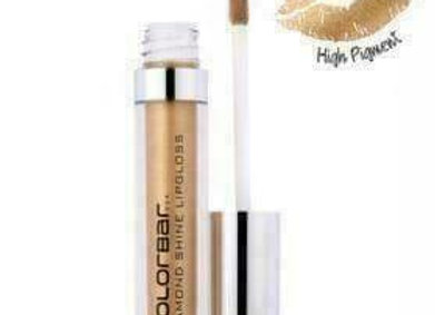 Colorbar Diamond Shine Lip Gloss DSL012 Flossy Gold