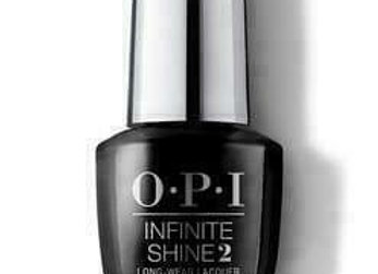 Opi Infinite Shine2 - Black Onyx