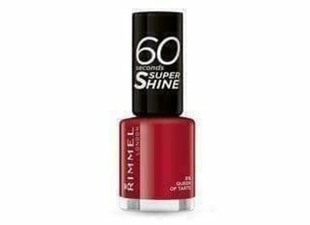 Rimmel 60 Seconds Super Shine Queen Of Tarts #315