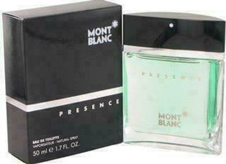 Mont Blanc Presence Cool Edt 50Ml