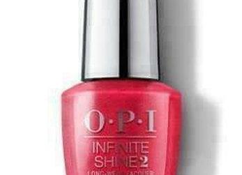 Opi Infinite Shine2 - Cha-Ching Cherry