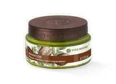 Yves Rocher Repair - Nutri Repair Hair Mask 150 Ml Jar